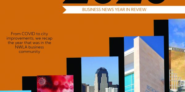 2020 Business Year in Review A look back at the year in business