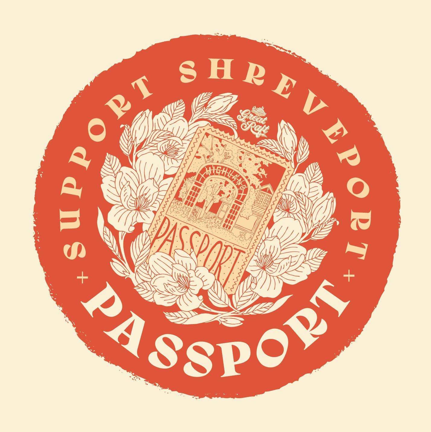 support shreveport passport stamp