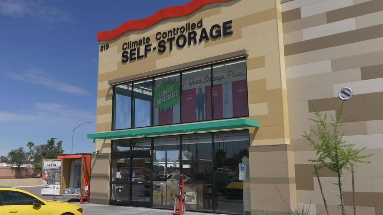 uhaul storage facility