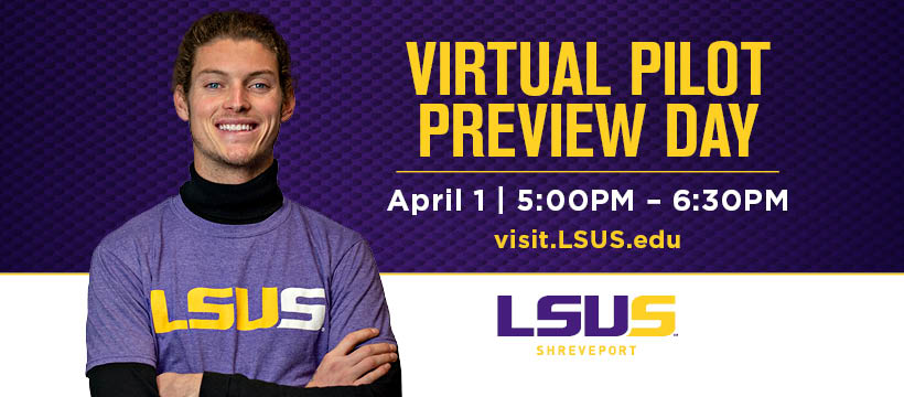 LSUS Virtual Pilot Preview Day