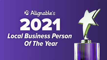 2021 alignable business person of the year