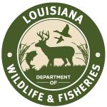 LA Wildlife and Fisheries logo